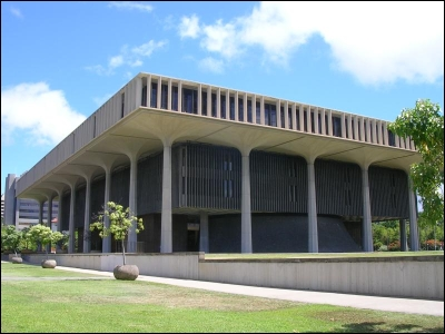 Hawaii Capitol