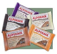 ALPSNACK Hemp Bars