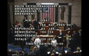 Amendment 37 House Floor Vote - June 20, 2013