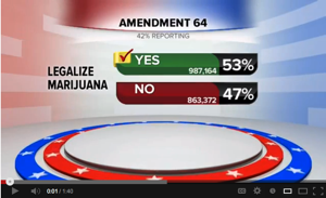 Amendment 64 Results