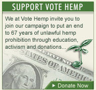 Support Vote Hemp