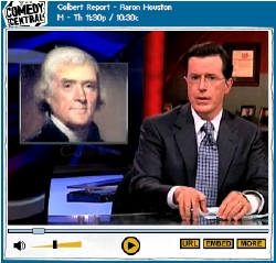 The Colbert Report on Hemp