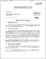 DEA Proposal to NDSU