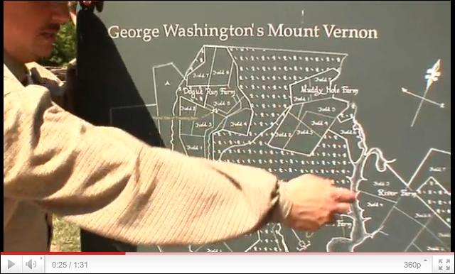 George Washington grew hemp at Mt. Vernon