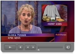 KPBS-TV Hemp Coverage