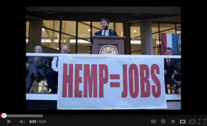 Senator Rand Paul - Hemp=Jobs