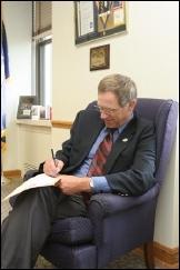 Commissioner Roger Johnson
