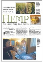 The Oregonian Hemp Story