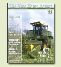 Vote Hemp Report