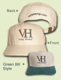 Vote Hemp Hat