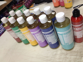 Dr. Bronners Soap Sampler Set