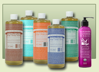 Dr. Bronner's Soap Sampler