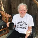 Willie Nelson, founder of Willie's Remedy