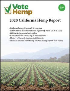 2020 California Hemp Report