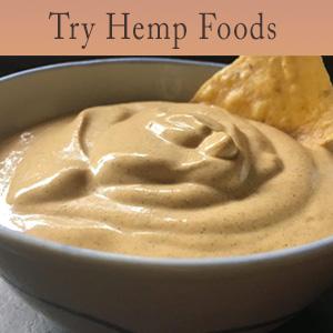 Vegan Hemp Queso recipe